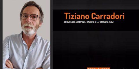 10 anni di Lepida, la testimonianza video di Tiziano Carradori