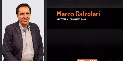 10 anni di Lepida, la testimonianza video di Marco Calzolari