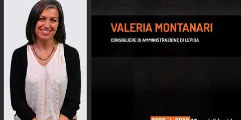 10 anni di Lepida, la testimonianza video di Valeria Montanari