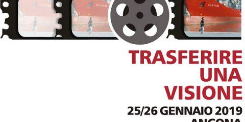 Masterclass 'Pitch – Presentare un progetto significa trasferire una visione', Ancona 25-26 gennaio 2019