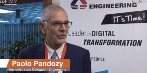 5GItaly. Intervista a Paolo Pandozy (Engineering)