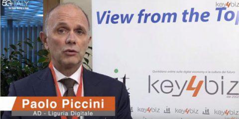5GItaly. Intervista a Paolo Piccini (Liguria Digitale)