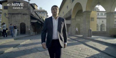 Firenze secondo me, domani su Nove il docu-film firmato Matteo Renzi