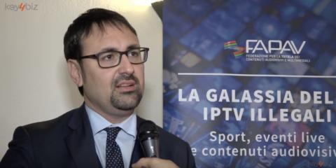'Contro la pirateria azione sinergica tra le categorie dell'audiovisivo'. La videointervistaa Federico Bagnoli Rossi (Fapav)