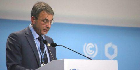 COP24, Ministro Costa 'Intensificare lotta ai cambiamenti climatici e stop a carbone entro il 2025'