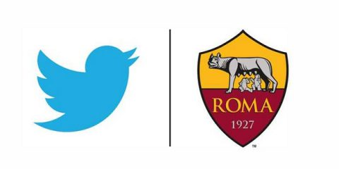 Calcio e social, accordo sui contenuti tra AS Roma e Twitter