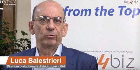 5GItaly. Intervista a Luca Balestrieri (RAI)