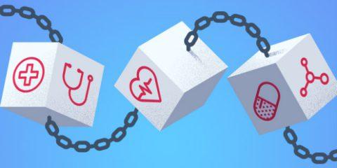 Blockchain in sanità, un mercato globale da 890 miliardi di dollari nel 2023