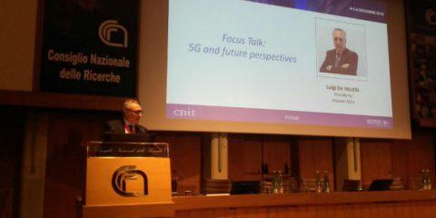 5GItaly, De Vecchis (Huawei) '5G collante delle nuove tecnologie, IA il propellente'