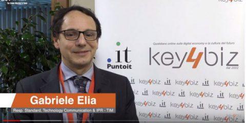 5GItaly. Intervista a Gabriele Elia (TIM)