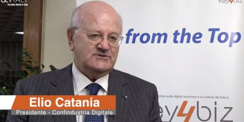 5GItaly. Intervista a Elio Catania (Confindustria Digitale)