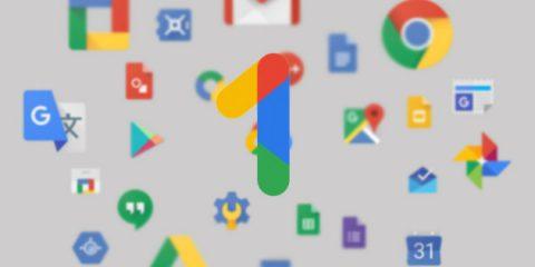 App4Italy. La recensione del giorno, Google One