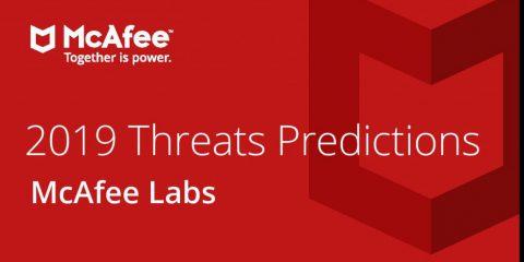 Cybercrime, previsioni e minacce per il 2019