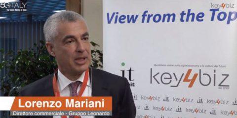 5G Italy. Intervista a Lorenzo Mariani (Leonardo)