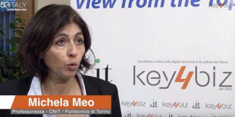 5GItaly. Intervista a Michela Meo (CNIT/Politecnico di Torino)