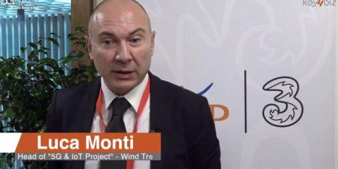 5G Italy. Intervista a Luca Monti (Wind Tre)