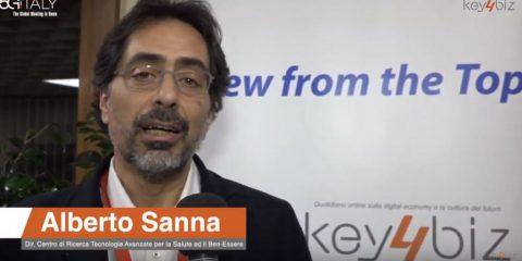 5GItaly. Intervista a Alberto Sanna (Ospedale San Raffaele di Milano)