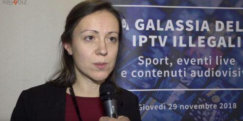 'In Italia circa 5 milioni guardano in modo illegale eventi sportivi live, 1/4 con IPTV'. Videointervista a Lucia Spadaccini (Ipsos)