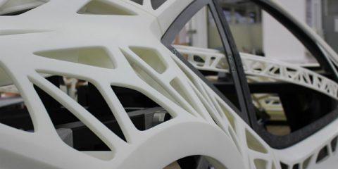 Automotive e stampa 3D, un mercato globale da 8 miliardi di dollari nel 2024