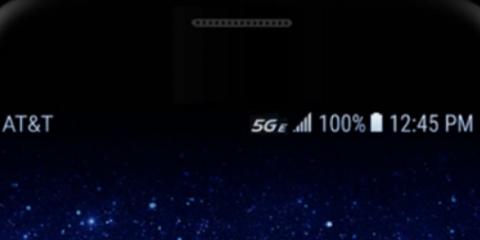 5G, falsa partenza per At&t che 'tarocca' l'icona e lancia il 5Ge