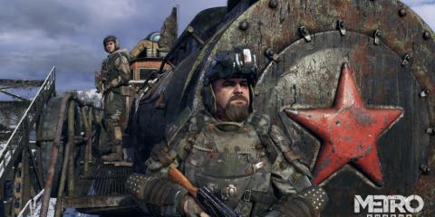 Metro Exodus fa rotta per Epic Games Store