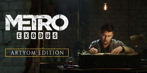 Annunciata un'edizione molto speciale per Metro Exodus