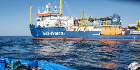 Sea Watch 3 autorizzata a sbarcare i migranti, Processo a Salvini, Crescita in calo Francia