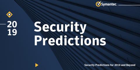 Cybersecurity: le previsioni del 2019