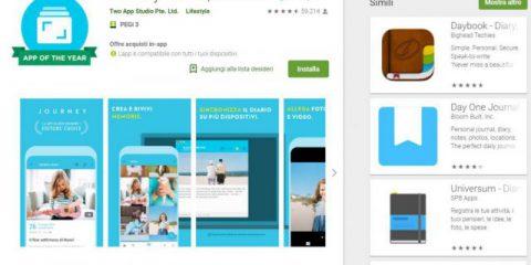 App4Italy. La recensione del giorno, Journey
