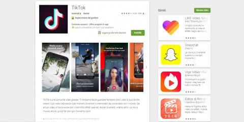 App4Italy. La recensione del giorno, Tik Tok