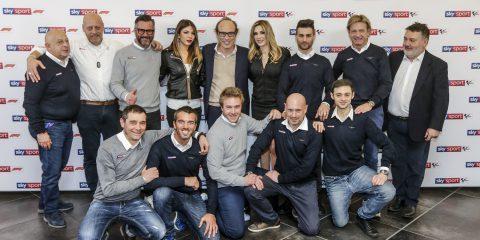 Sky Sport, al via la nuova stagione di MotoGP, Formula 1 e Superbike. Il calendario
