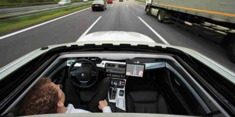 Brennero, con C-Roads primi test nel 2019 per l'autostrada a guida autonoma. Droni per la sicurezza