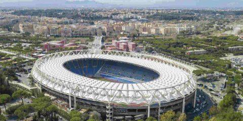 Il 5G entra negli stadi di Roma e Udine