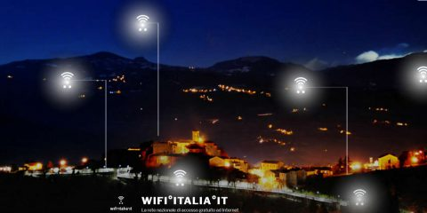 Piazza WiFi Italia, 45 milioni dal Mise per connettere i piccoli Comuni. Online il sito per le domande