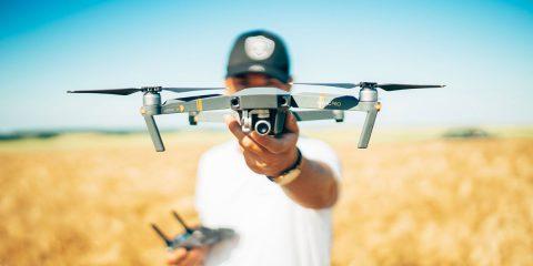 Droni, il 18 marzo a Roma la sesta edizione della 'Roma Drone Conference 2019'