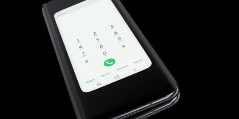 Smartphone pieghevole Samsung Galaxy Fold, (mezza) novità a caro prezzo