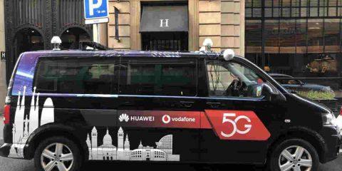 Vodafone e Huawei, l'esperienza 5G aperta al pubblico tra reti live e nuovi smartphone