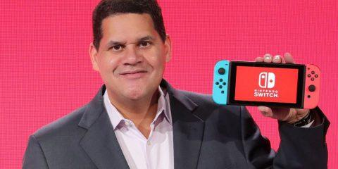 Reggie Fils-Aime annuncia il ritiro da Nintendo
