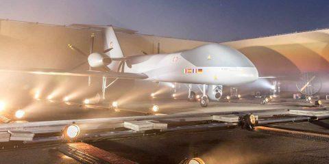 Difesa UE: 525 milioni di euro per le tecnologie intelligenti e il progetto Eurodrone