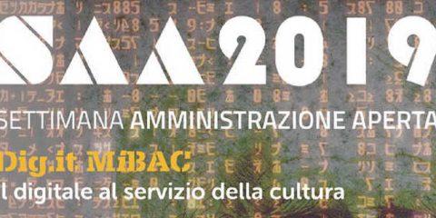 Cultura e innovazione digitale, domani terzo appuntamento con Dig.It Mibac
