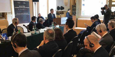 Smart cities, il confronto Italia-Cina per avviare un percorso comune con Istituzioni e imprese