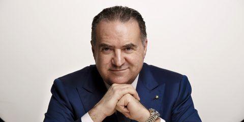A Luca Tomassini (Vetrya) il Premio 'Il Perugino – artista e imprenditore'