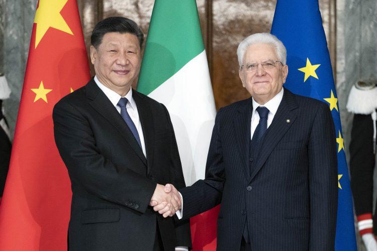 Italia-Cina, Mattarella: 'Bene la continua crescita dei rapporti nel settore tecnologico'