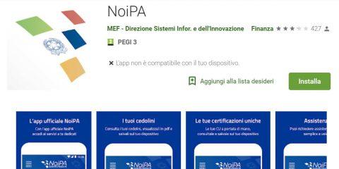 PA Digitale: NoiPA, oltre 140.000 download dell'app in 20 giorni