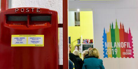 Collezionismo, Poste Italiane inaugura Milanofil 2019