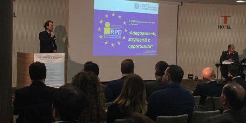 Il GDPR e la protezione dei dati in Calabria, il punto a Lamezia Terme