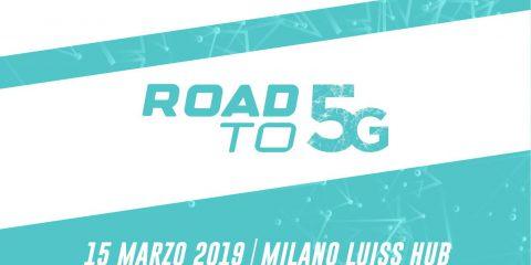 Road to 5G, il 15 marzo a Milano l'evento sulla digital transformation targato Wind Tre