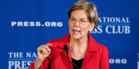 Presidenziali Usa 2020, la Sen. Warren: 'Se vinco farò a pezzi i big del tech'