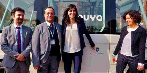 Torino pronta per la guida autonoma, manca la deroga del Ministero dei Trasporti