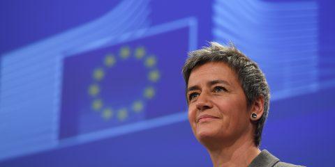 Commissione Ue, brutte notizie per i Big del Tech. Vestager raddoppia: confermata alla Concorrenza si prende anche il Digitale